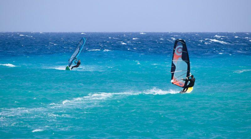 Najlepsza szkoła windsurfingu