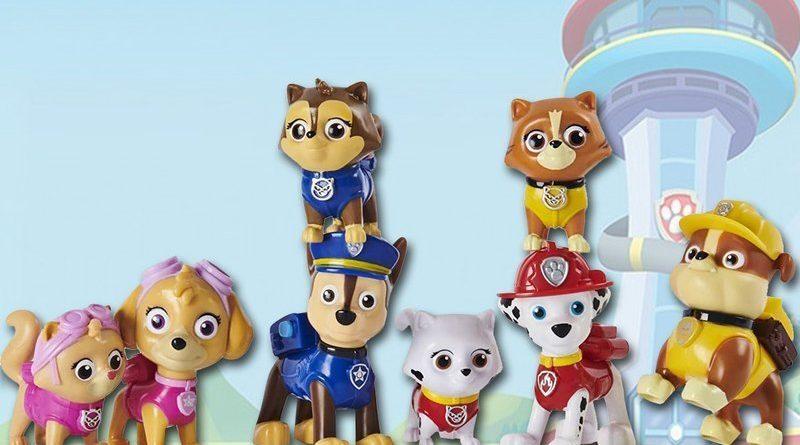 Psi Patrol – zabawka dla chłopców i dziewczynek